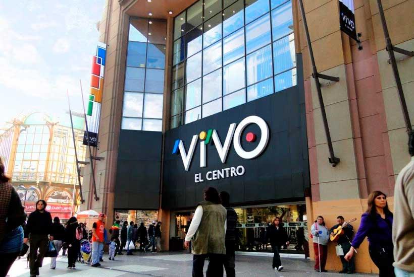 Fachada Vivo El Centro